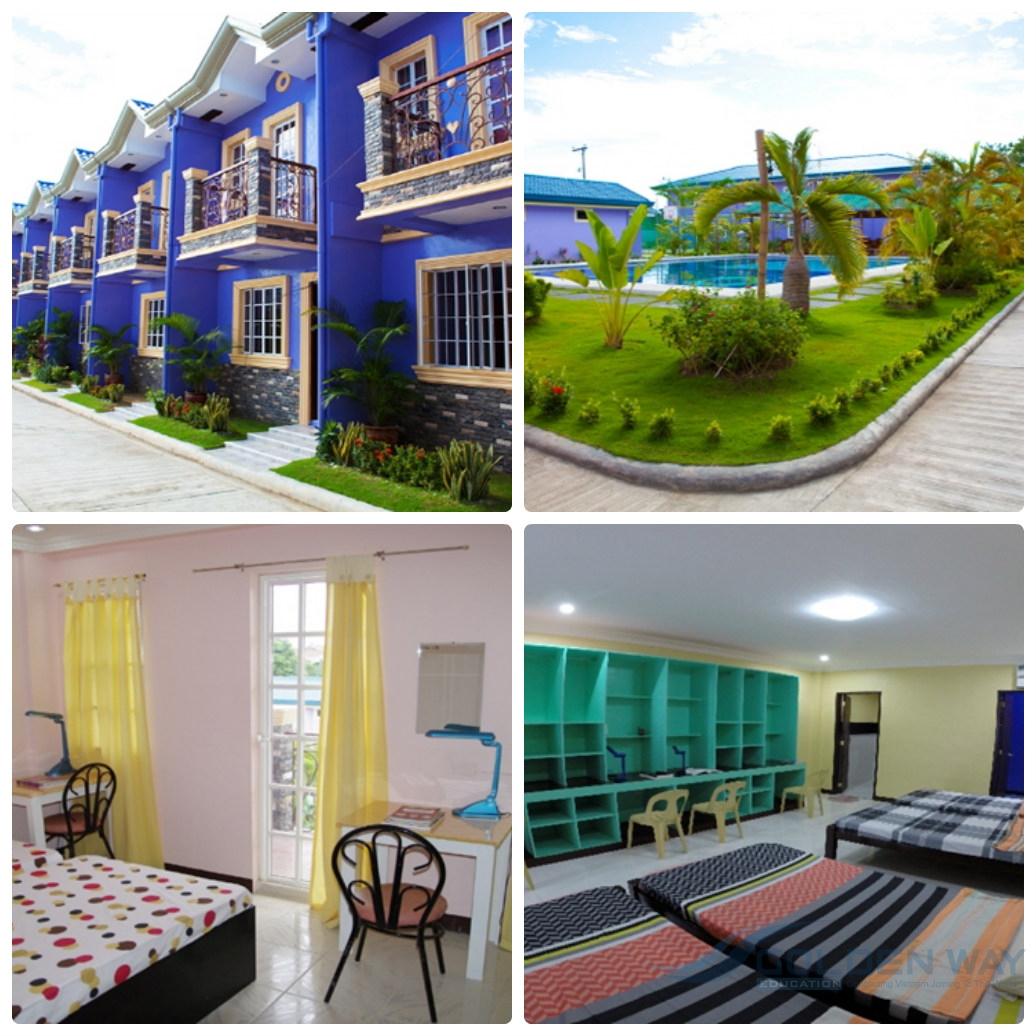 Trường Anh ngữ CG có cơ sở vật chất hiện đại ở Philippines